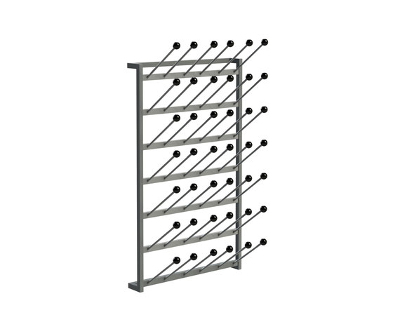 Boot rack W189 by Woodi | Cloakrooms