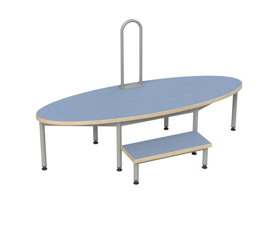 Dressing bench SI706 de Woodi | Bancs pour enfants