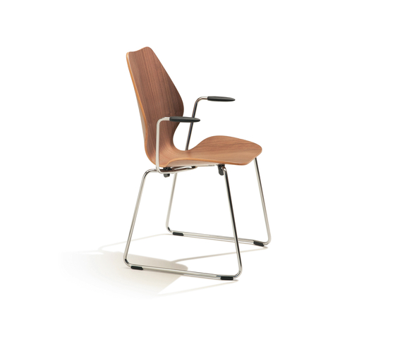 City Chair by Fora Form | Visitors chairs / Side chairs