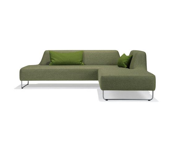 UGO 302 + 202 by LK Hjelle | Modular sofa systems
