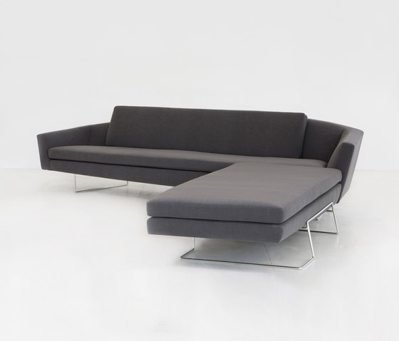 Sculpt Sectional No 513 by David Weeks Studio | Sofas