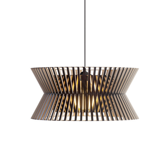Kontro 6000 pendant lamp iluminaci n general de secto design architonic - Lampade design famosi ...