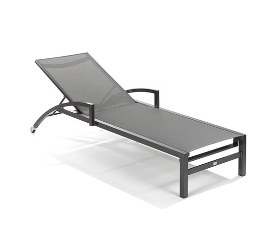 Forum sunbed by Fischer Möbel | Sun loungers