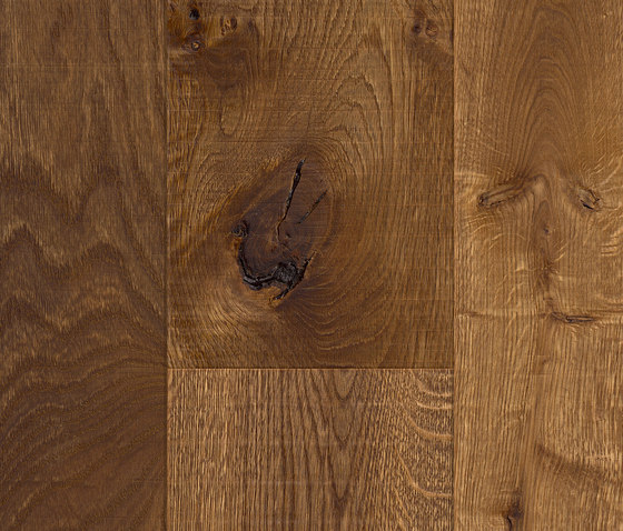 FLOORs Specials Rovere marrone robust rustic di Admonter Holzindustrie AG | Pavimenti in legno