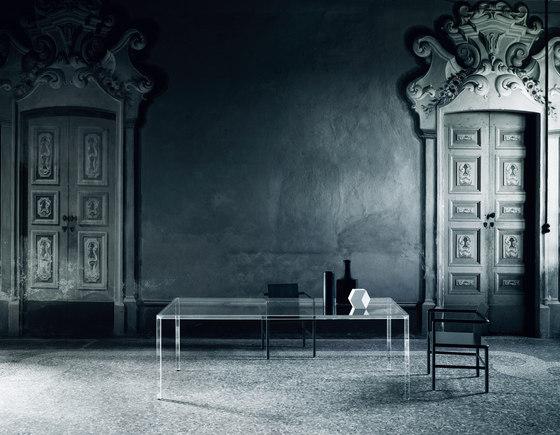 Luminous di Glas Italia | Scrivanie direzionali