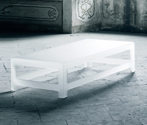 Nezu by Glas Italia | Lounge tables