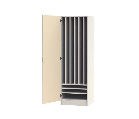 Mattress cabinet PK601 by Woodi | Kids storage
