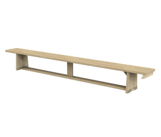 Gymnastic bench W112 by Woodi | Kids benches