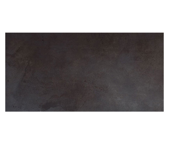 Design Industry Oxyd Dark Floor Tile by Refin | Floor tiles