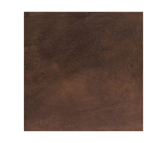 Design Industry Oxyd Rust Floor Tile by Refin | Floor tiles