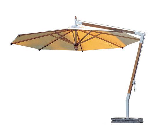 Woodline Pendulum by Fischer Möbel | Parasols