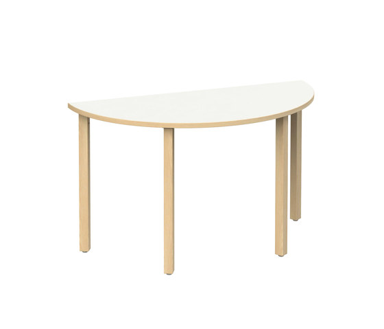 Table for adults 612P-L73S de Woodi | Tables