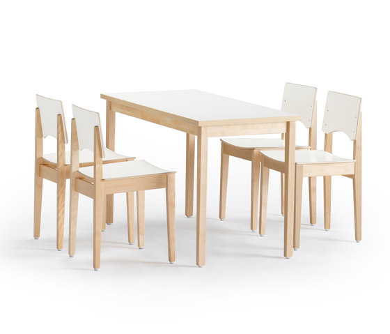 Table for adults 6012-S73S by Woodi | Tables