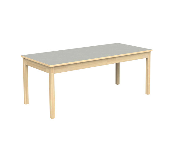 Table for adults W250 by Woodi | Tables