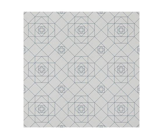 Frame Geometric Carreau de sol de Refin | Carrelage pour sol