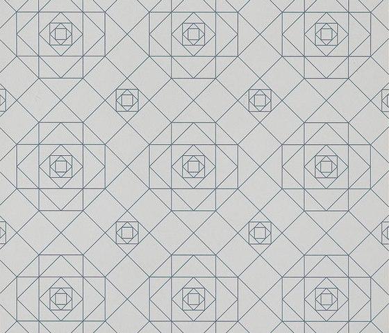 Frame Geometric Floor Tile by Refin | Floor tiles