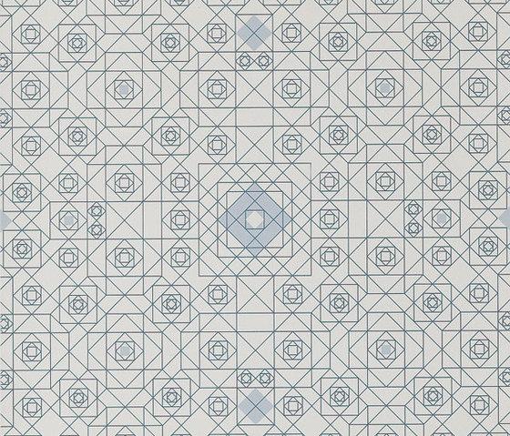 Frame Geometric Floor Tile de Refin | Baldosas de suelo