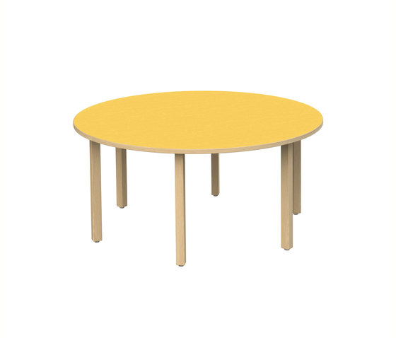 Table for children 1200-L60S di Woodi | Tavoli per bambini