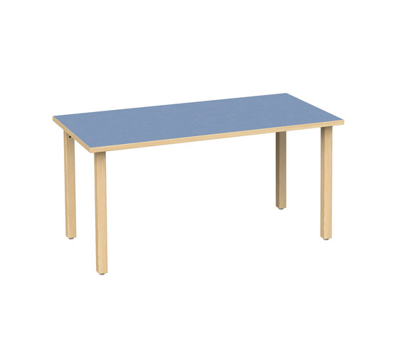 Table for children 6012-L73S di Woodi | Tavoli per bambini