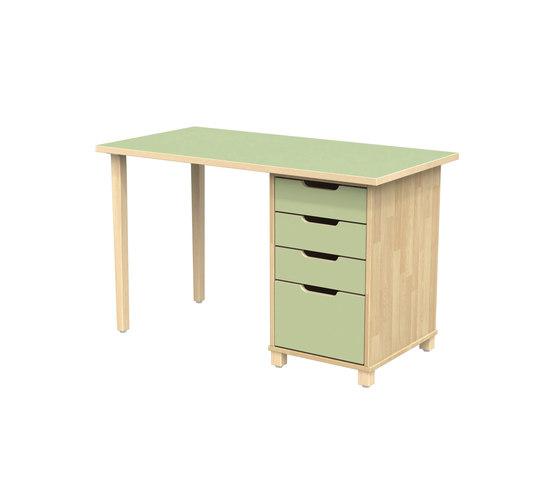 Desk PT220L by Woodi | Kids tables