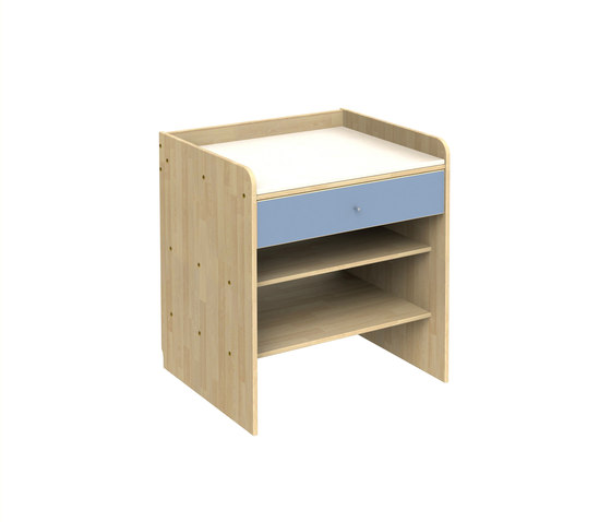 Table for babycare S203 de Woodi | Changing tables
