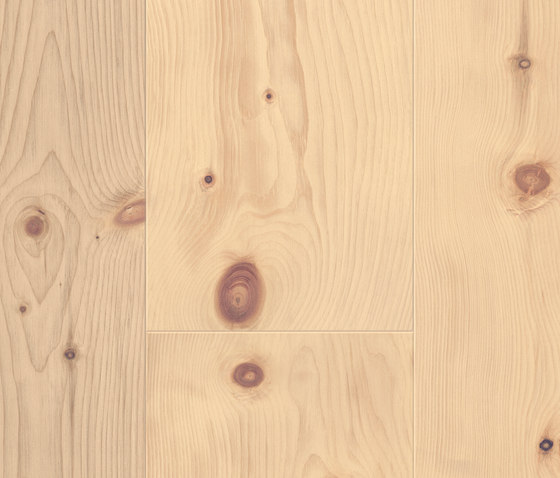 Softwood Stone pine white basic by Admonter | Wood flooring