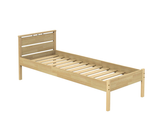 Bed for adults A572M by Woodi | Beds