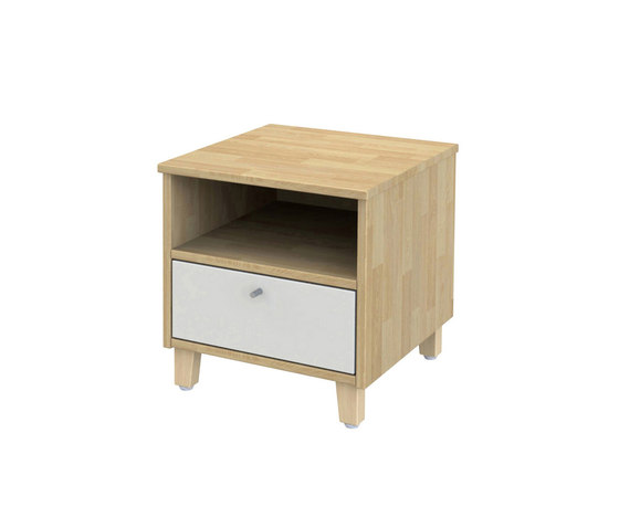 Bedside table Y100 by Woodi | Chests of drawers / Sideboards