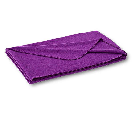 Susanna blanket dahlie by Steiner | Plaids / Blankets
