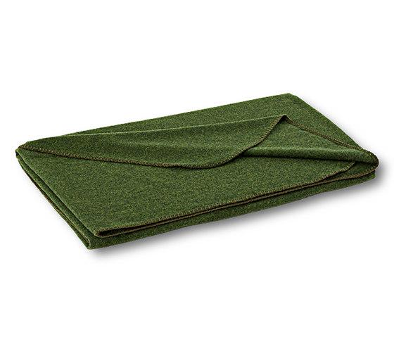 Susanna blanket kiwi by Steiner | Plaids / Blankets