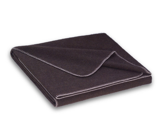 Nora Blanket torf by Steiner | Plaids / Blankets