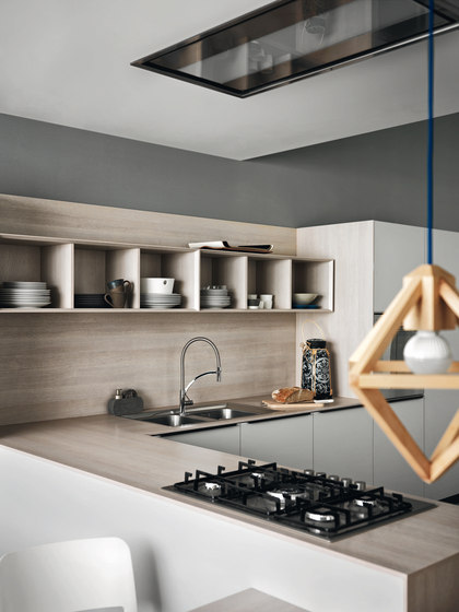 Ariel | Composition 1 by Cesar | Fitted kitchens