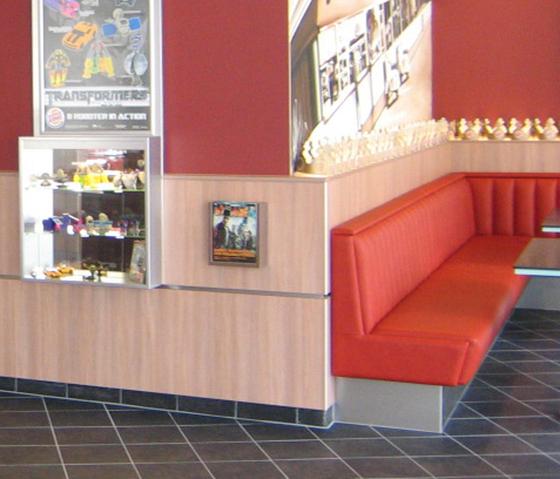 Burger King Braunschweig by KURTH Manufaktur