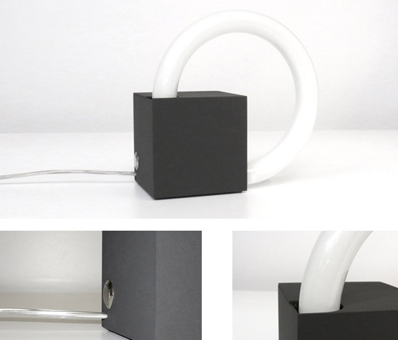Cubo Black by boops lighting | Lighting objects