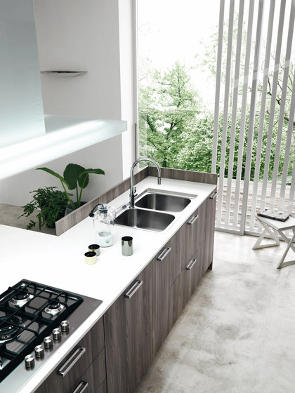 Ariel | Composition 3 by Cesar | Fitted kitchens