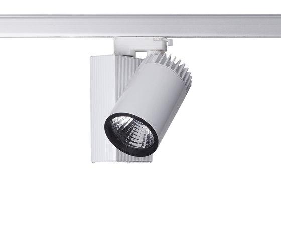 Risp 25W Bus bar light emitter di UNEX | Lampade spot a LED