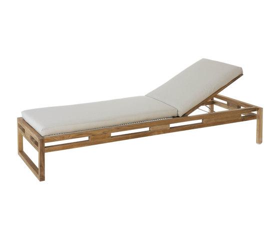 Kontiki | 6425 by EMU Group | Sun loungers