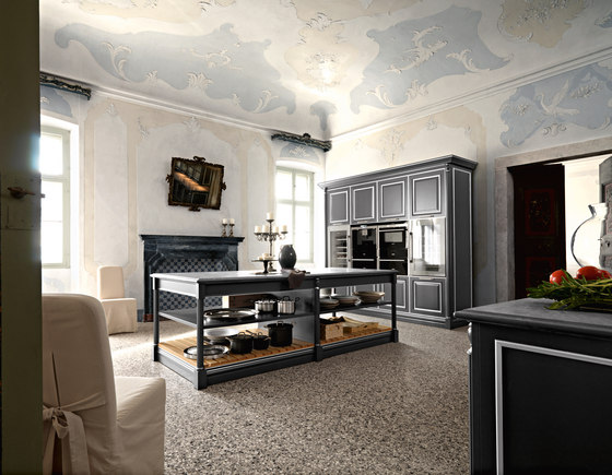 Elite | Composition 1 by Cesar | Fitted kitchens