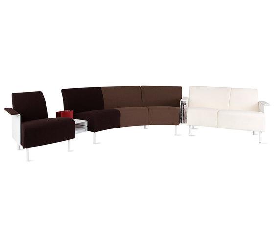 Neverstop de Skandiform | Elementos asientos modulares