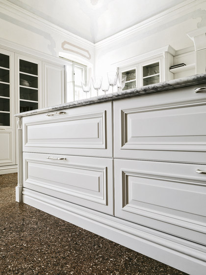Elite | Composition 2 by Cesar Arredamenti | Fitted kitchens