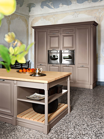 Elite | Composition 3 by Cesar Arredamenti | Fitted kitchens