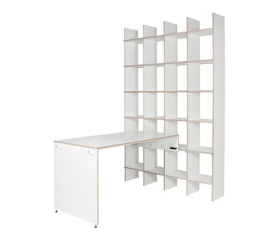FNP Table by Moormann | CD racks