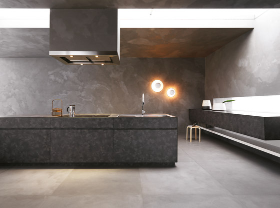 Elle | Composition 1 by Cesar Arredamenti | Fitted kitchens
