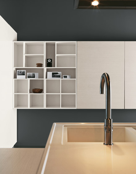 Elle | Composition 2 by Cesar Arredamenti | Fitted kitchens