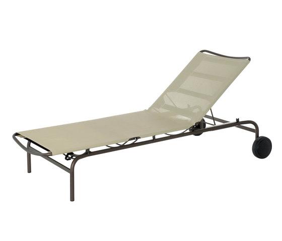 Playa | 188 von EMU Group | Liegestühle
