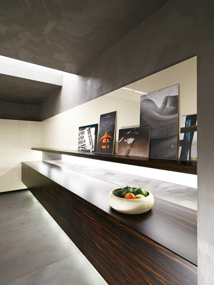 Elle composition 3 fitted kitchens from cesar for Cesar arredamenti