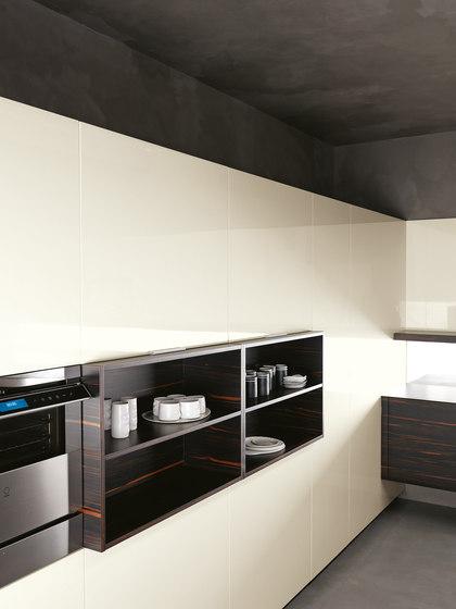 Elle | Composizione 3 di Cesar Arredamenti | Cucine a parete