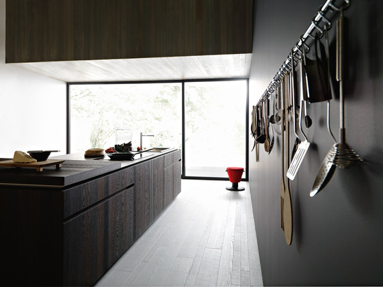 Elle | Composition 4 by Cesar Arredamenti | Fitted kitchens