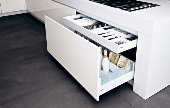 Frida | Composition 4 by Cesar Arredamenti | Fitted kitchens