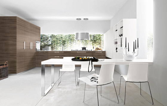 Frida | Composition 9 by Cesar Arredamenti | Fitted kitchens